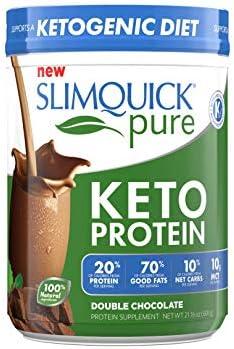 Slimquick Pure Keto Protein Chocolate product image