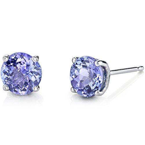 Carats Tanzanite Earrings - 4