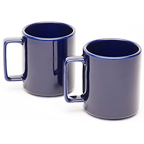 square ceramic mugs amazon com