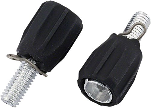 - Jagwire M5 Rubber Coated Adjusters, Pair