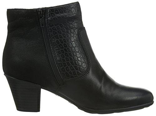 Femme Bottes Z5354 00 Classiques Noir Rieker p0qCx