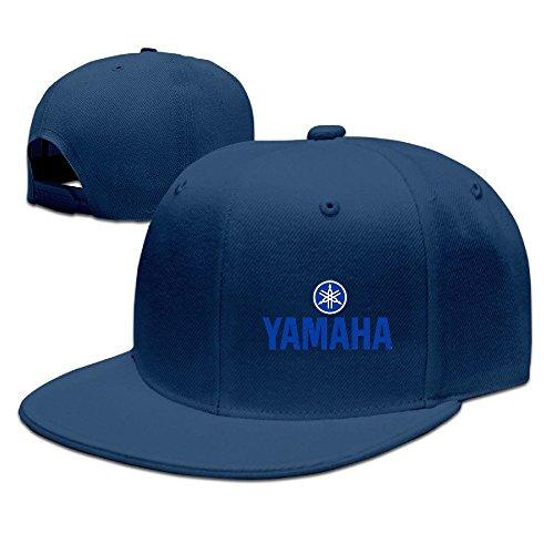 Price comparison product image Runy Custom YAMAHA Adjustable Baseball Hat & Cap Navy