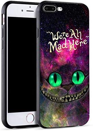 Nero Stregatto iPhone 6 Plus di Alice nel paese delle meraviglie ...