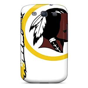 hladdy Design High Quality Washington Redskins Cover Case With Excellent Style For Galaxy S3
