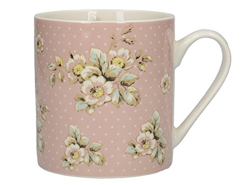 Floral Collection Pink Mug - Katie Alice