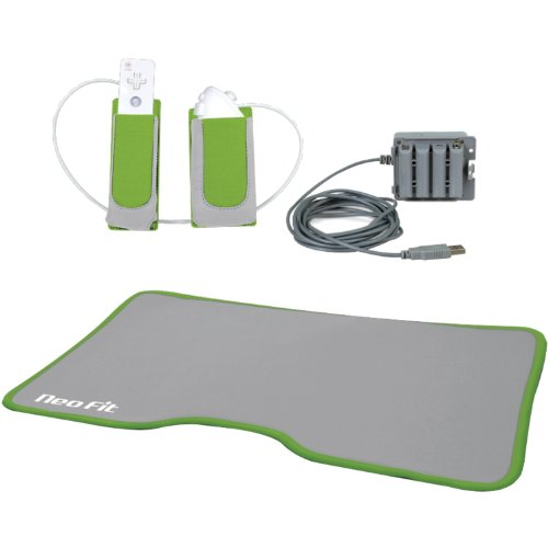 (3-In-1 Fitness Comfort Workout Kit - Nintendo Wii)