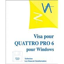 Autoformation à Quattro Pro 6 pour Windows
