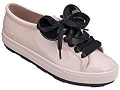 Enjoy the happiest place on earth within the Be + Disney®, Minnie Mouse inspired shoes. Synthetic upper features a lace-up design with ears on top. Rounded toe. Synthetic platform sole. Synthetic insole and lining.  Imported. Measurements:  ...