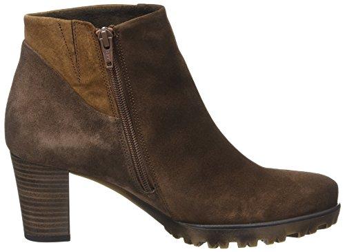 Gabor Ladies Comfort Sport Boots Brown (35 Castagno K. (micro))