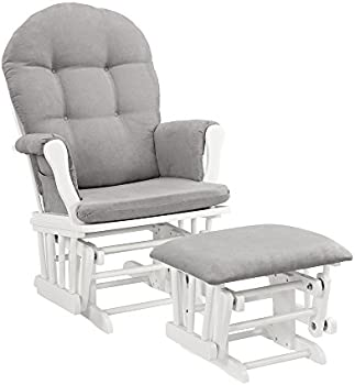 Angel Line Windsor Glider & Ottoman