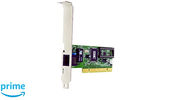 Amazon. Com: smc networks smc1255tx-1 10/100mbps pci fast ethernet.