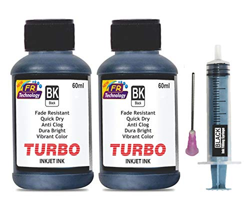 TURBO Ink Cartridge Refill Kit for Canon 745  Black