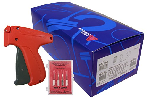 Avery Dennison Mark III Fine Tagging Gun Kit - Includes Mark III 10312 Fine Tagging Gun, 5.000 2'' Avery Dennison Fasteners / Barbs & 4 Avery Dennison Replacement Needles – ALL GENUINE AVERY DENNISON by Avery Dennison
