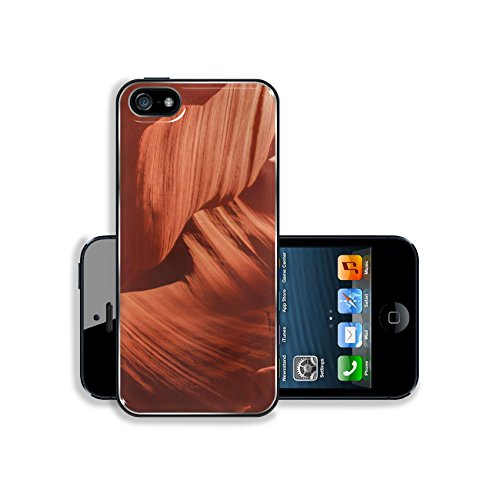 MSD Premium Apple iPhone 5 iphone 5S Aluminum Backplate Bumper Snap Case Image ID 24393726 Upper Antelope Canyon in Arizona Page November