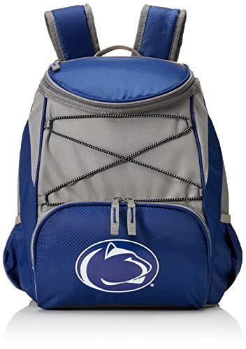 PICNIC TIME NCAA Penn State Nittany Lions PTX Insulated Backpack Cooler, Navy ()