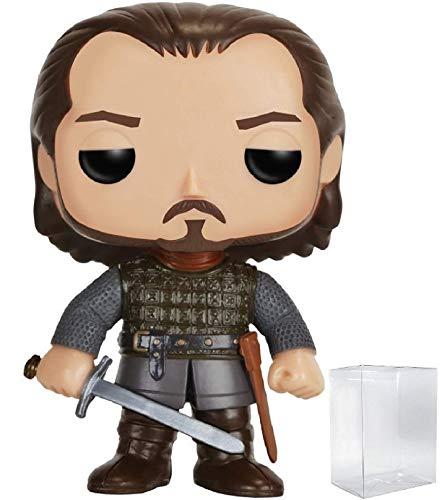 Funko Pop! Game of Thrones: GOT - Bronn #39 Vinyl Figure wit