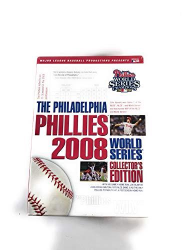 (The Philadelphia Phillies 2008 World Series (Collector's Edition))
