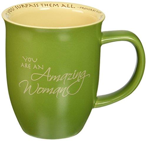 - Amazing Woman Mug & Coaster Set