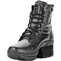 Z-CoiL Pain Relief Footwear Men's Prime Composite Toe Black Boots