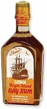 Clubman Virgin Island Bay Rum Body Care, 6 Ounce