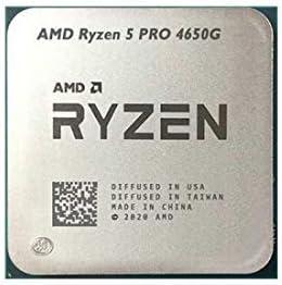 AMD Ryzen 5 PRO 4650G Processor 7nm 3.7Ghz 6 cores 12 Threads Processor only Tray