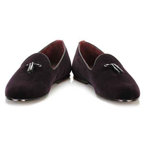 Ted Baker Herren Dark Rot Thrysa 3 Evening Slippers