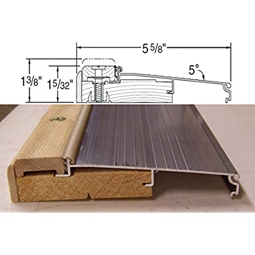 72 inch thresholds amazon exterior inswing threshold hardwood cap 5 5 8 wide x 72 length in mill eventshaper