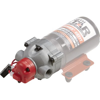 NorthStar Replacement Pump Head - 3/8in. NPT Ports, 2.2 GPM, 70 PSI, Model# A2682271
