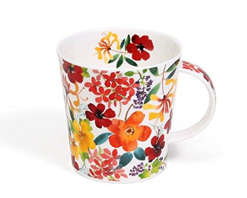 Red Flower Mug - 4