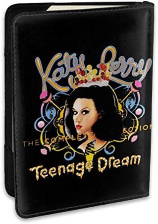 ケイティ ペリー ポスター Katy Perry Poster パスポートケース パスポートカバー メンズ レディース パスポートバッグ ポーチ 携帯便利 シンプル 収納カバー PUレザー収納抜群 携帯便利 海外旅行 出張 小型 軽便