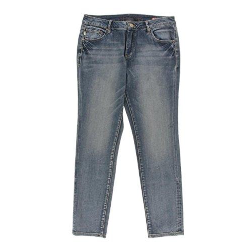 Jag Jeans Women's Sheridan Skinny Jean, Dockside, 8 - Dockside Collection
