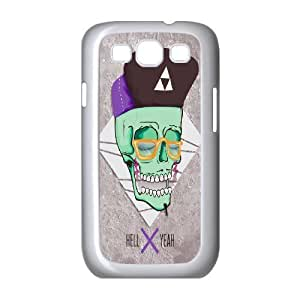 Custom Colorful Case for Samsung Galaxy S3 I9300, HELL YEAH Cover Case - HL-518831