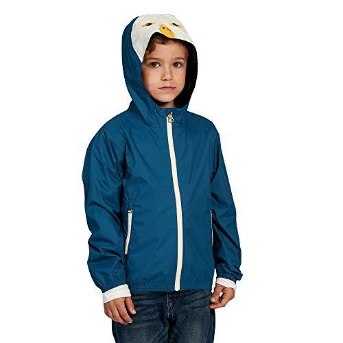 Minuit Fun Enfant Blouson Popraini Aigle Bleu qFwnOX6xE