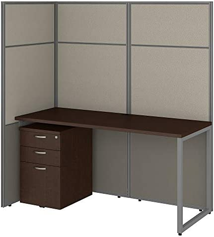 Bush Business Furniture Easy Office Cubicle Desk