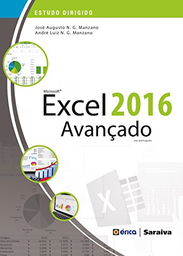 Estudo Dirigido de Microsoft Excel 2016 Avançado