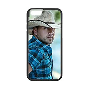 Onshop Custom Jason Aldean on Beach Pattern Phone Case Laser Technology for iPhone 6 4.7 Inch hjbrhga1544