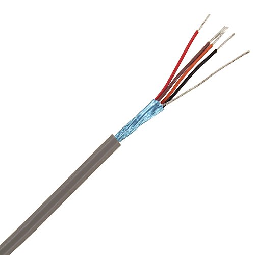 Shaxon Computer Cable, 4 Conductor W/ Drain, ST-26 AWG My...