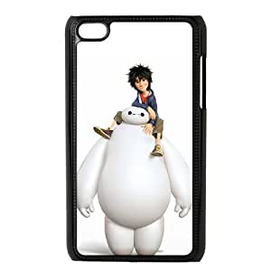HXYHTY Baymax 2 Phone Case For Ipod Touch 4 [Pattern-1]