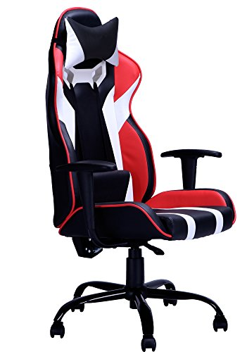 41J0IryoMKL - BestOffice High Back Recliner Office Chair Computer Racing Gaming Chair