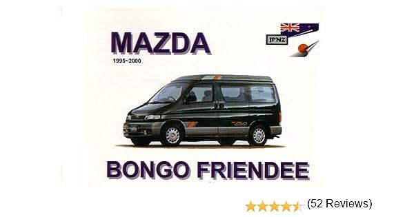 Mazda Bongo Friendee 95-00 Owners Handbook: Amazon.es: Libros en ...