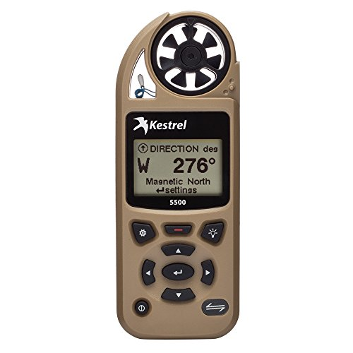 KESTREL 5500 POCKET WEATHER METER - TAN G_MRPX