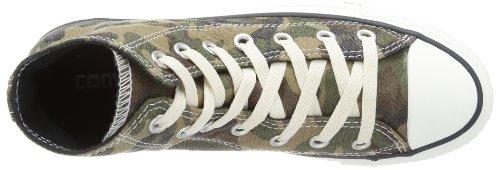 Converse Chuck Taylor Camo Prt Hi 308830-61-63 - Zapatillas de lona para hombre Vert Camo