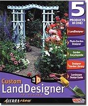 Custom LandDesigner 3D Design 7.0 by Valuesoft