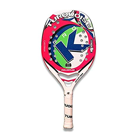 Amazon.com : Turquoise Racket Racquet Beach Tennis Pro Kappa ...