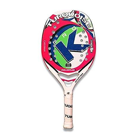 Amazon.com : Turquoise Racket Racquet Beach Tennis Pro Kappa ...