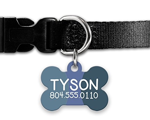 amazon com boy dog tag personalized pet id tag custom dog tag