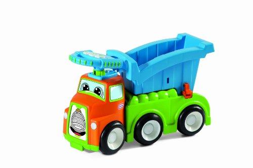 Rider Truck - Little Tikes Easy Rider Truck (Orange/Green/Blue) - (Amazon Exclusive)