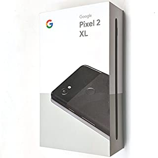 Google Pixel 2 XL 128GB Unlocked GSM/CDMA 4G LTE Octa-Core Phone w/ 12.2MP Camera - Just Black