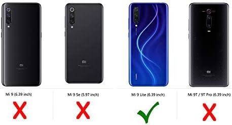 MOBESV Funda para Xiaomi Mi 9 Lite, Funda Libro Xiaomi Mi 9 Lite ...