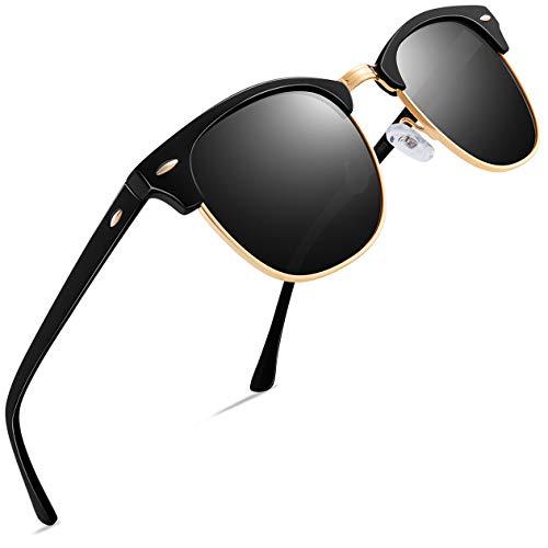fake glasses half rim - 9